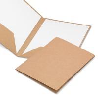 Pasta porta documentos A4. Cartão: 400 g/m².